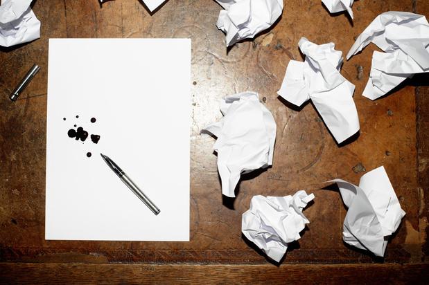 'Het auteursrecht ligt op het fiscaal kapblok'