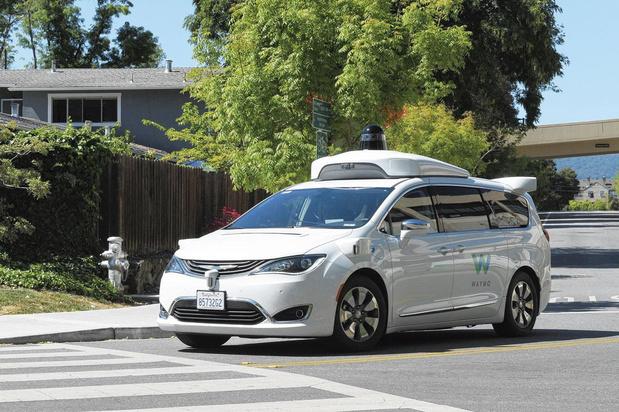 Minder verkeersdoden met zelfrijdende voertuigen?