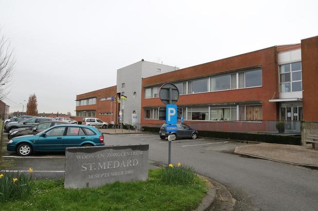 Aangepaste bezoekregeling in WZC Sint-Medard