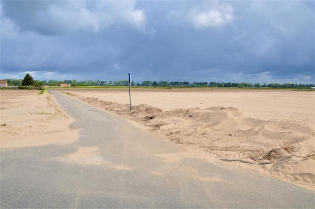 'Jabbeke-strand' blijkt verstoven akkergrond