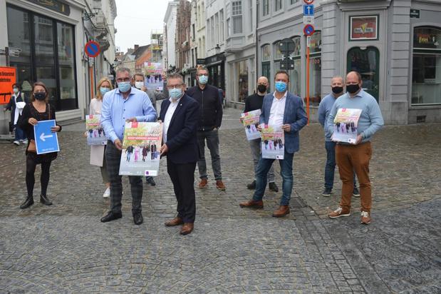 Brugs Handelscentrum organiseert coronaveilig Koop Weekend
