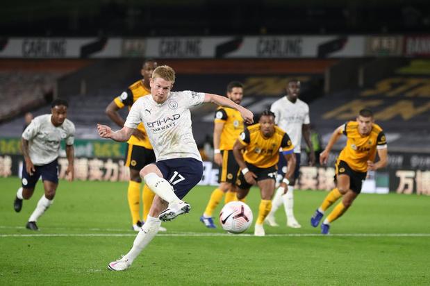 Kevin De Bruyne: 'Liever slechts vijf goals en vijf assists, maar wél de titel'