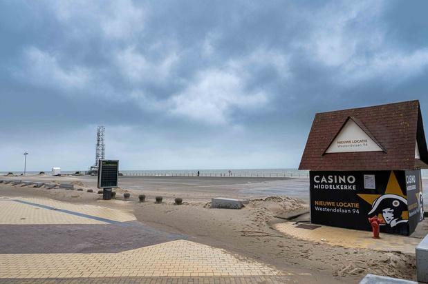 Middelkerke zoekt uitbaters voor nieuwe casino
