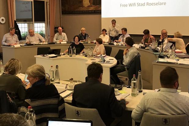 Raadscommissies en OCMW- en gemeenteraadszitting in Roeselare afgelast door corona