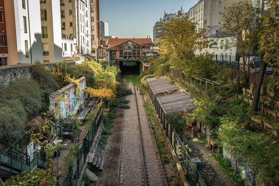 En images: Découvrir un autre Paris, par sa petite ceinture