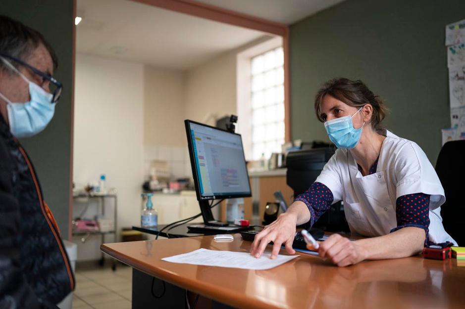 Bruxelles lance la vaccination Covid chez le généraliste