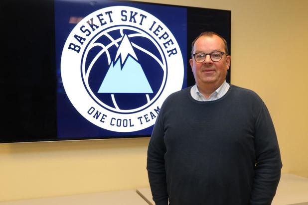 Melco en Blue Cats Ieper smelten samen tot Basket SKT Ieper