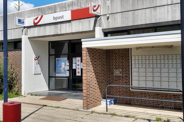 Postkantoor gesloten door coronabesmetting personeelslid