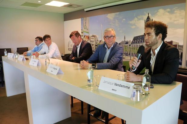 KSV Roeselare stelt nieuwe trainersstaf voor