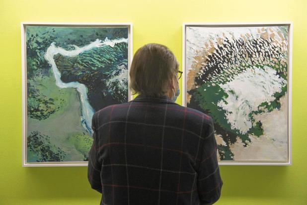 'Kunst helpt om een healing environment te creëren'