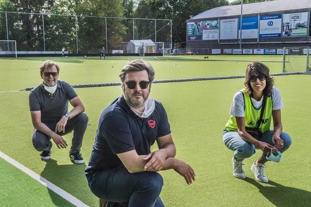 Opnieuw hockeytrainingen bij Roeselare Rangers
