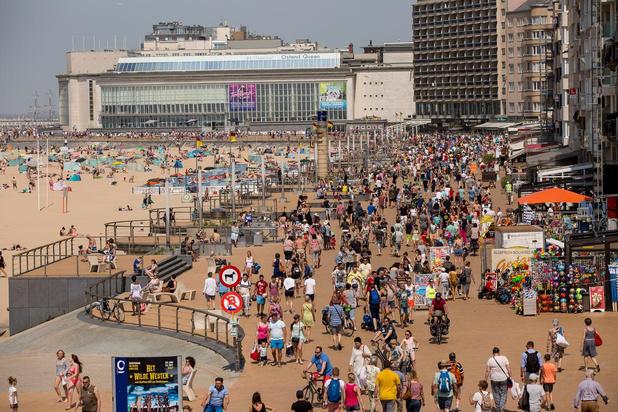 Dagjesmensen dupe van zomer aan zee? Kustburgemeesters vanmiddag samen