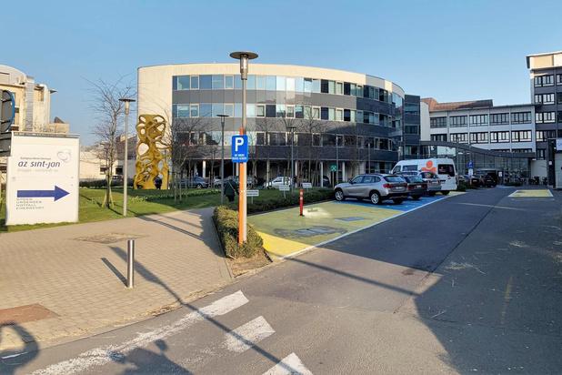Negen aanmeldingen met symptomen van coronavirus in AZ Sint Jan Oostende: nog geen bewezen besmettingen