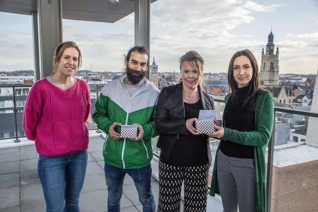 SIREE-mentoren in Roeselare helpen mensen met migratieachtergrond met eigen zaak