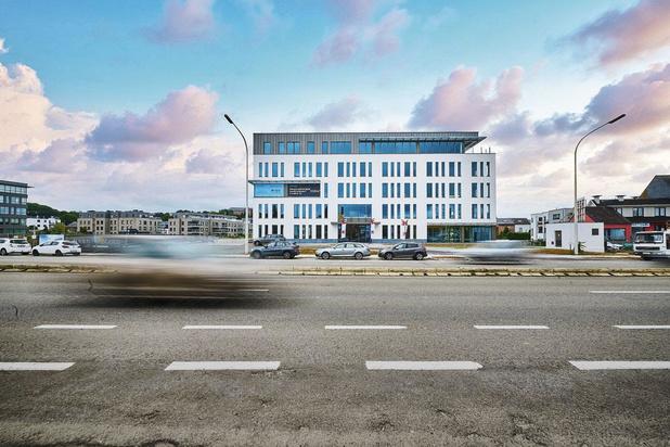 Bureaux: virage vers le centre-ville de Namur