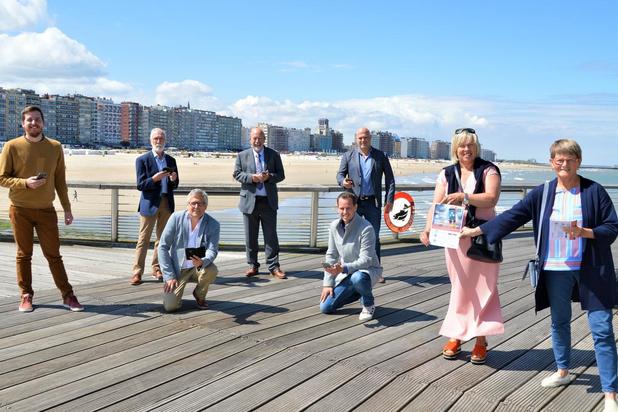 Willemsfonds en Open VLD Blankenberge lanceren interactieve erfgoedwandelingen