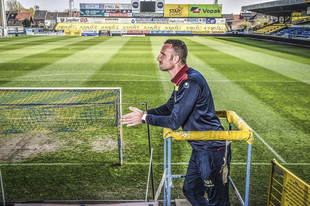 Nicky Hayen: 'We werken bij Waasland-Beveren aan iets op de langere termijn'