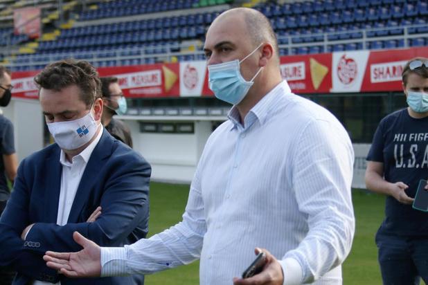 KSV Roeselare officieel failliet verklaard
