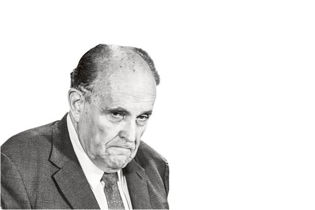 Rudy Giuliani - 76-jarige patiënt