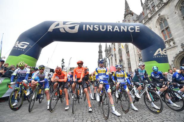 Brugge geeft nog geen fiat voor Driedaagse Brugge-De Panne