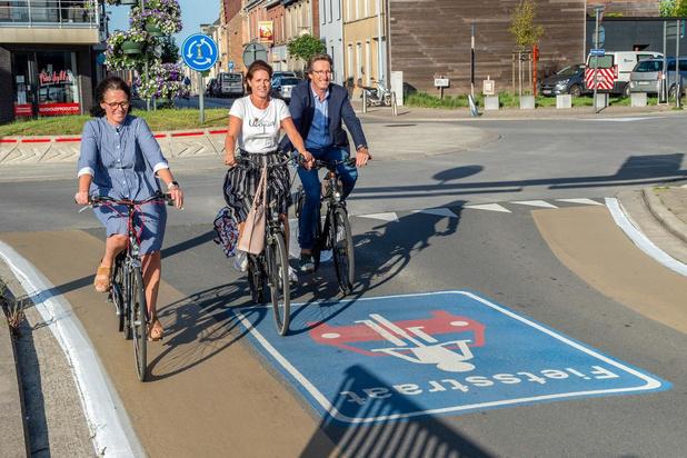 """Lichtervelde rolt ambitieus fietsbeleidsplan uit: """"Bewuste keuze om resem maatregelen te bundelen"""""""