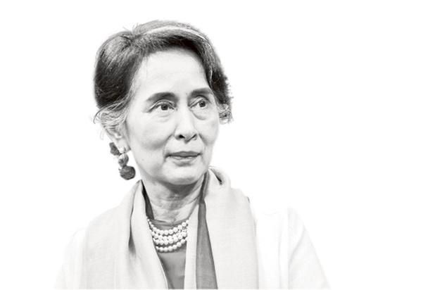 Aung San Suu Kyi - Opzijgeschoven door het leger