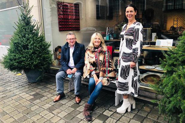 Stad Brugge voorziet bijna 600 kerstbomen