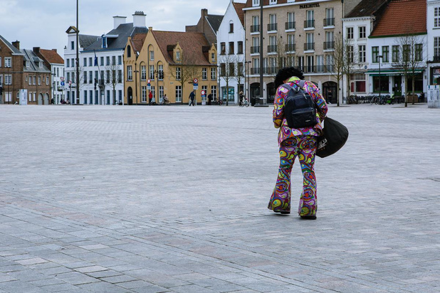100-dagenviering in mineur in Brugge