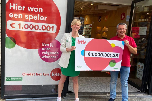 Lotto-miljonair in Blankenberge