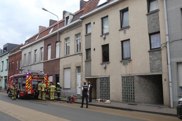 Rookontwikkeling in Kortrijkse flat na vergeten potje op het vuur