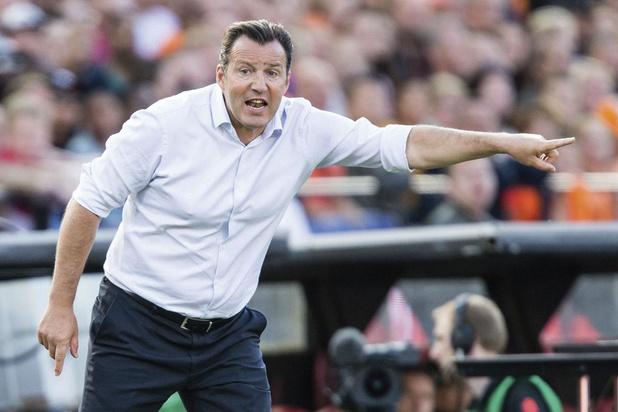 Marc Wilmots: 'Ik heb de WK-wedstrijden tegen Japan en Brazilië zelfs niet gezien'