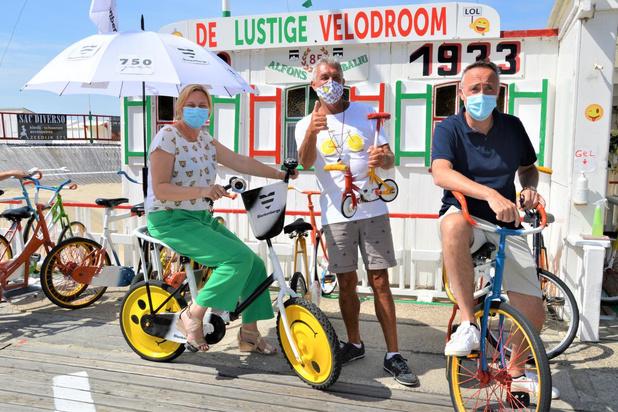 """Thierry Monbaliu van de Velodroom is de verwarring beu: """"Het is de Autodroom die sluit"""""""