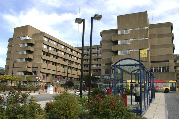 Le taux de positivité à l'hôpital de la Citadelle à Liège est faible (2 à 3%)