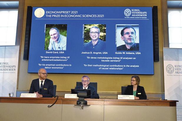 Nobelprijs Economie voor gebruik van natuurlijke experimenten
