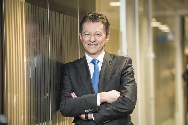 """Johan Thijs, CEO de KBC: """"Nous voulons protéger l'identité digitale de nos clients"""""""