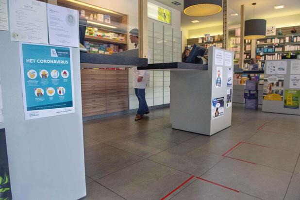 Apothekers buizen overheid over de hele lijn