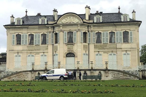 Biden en Poetin ontmoeten elkaar in Villa La Grange aan Meer van Genève