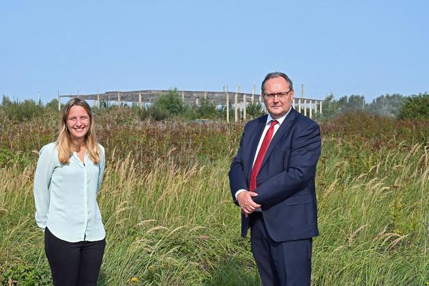 Noors bedrijf bouwt grootste Atlantische zalmkwekerij in Oostendse achterhaven