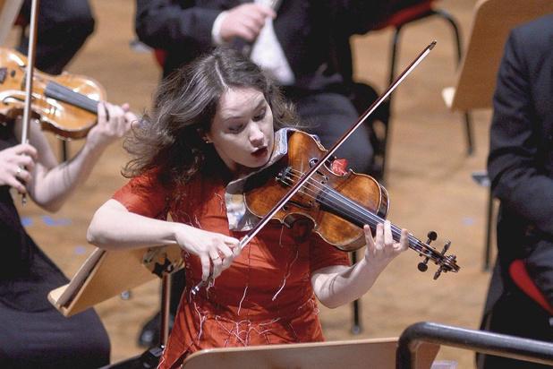 Symfonisch toppers in Antwerpen