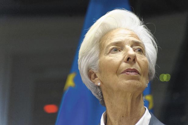 """Christine Lagarde : la crise va """"changer profondément"""" nos économies"""