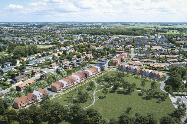 Verkoop nieuw woonproject Mispel in Oostende start in september