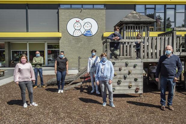 """De Verrekijker in Rumbeke opent op 18 mei voor eerste en zesde leerjaar: """"Contact bleef"""""""