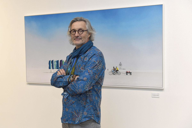 2 Vernissage à la TEN Gallery