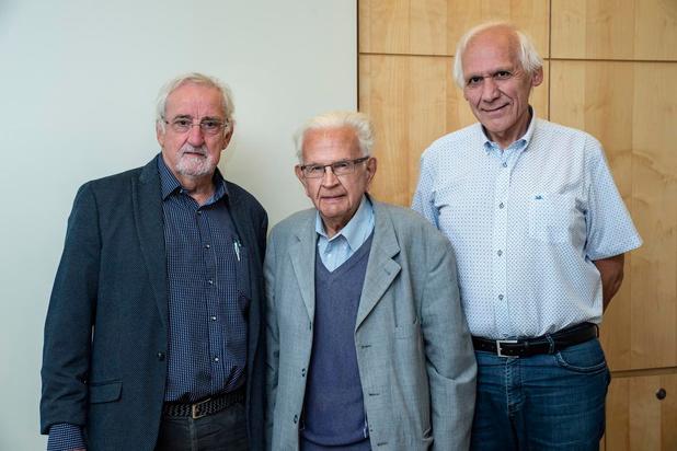 Erik Dupont nieuw lid van kerkfabriek Sint-Petrus en Paulus in Rumbeke