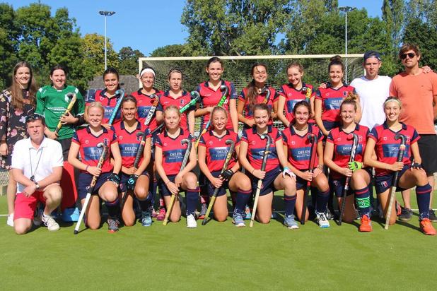 Wouter Van Hecke coacht ook volgend seizoen de Brugse hockeydames