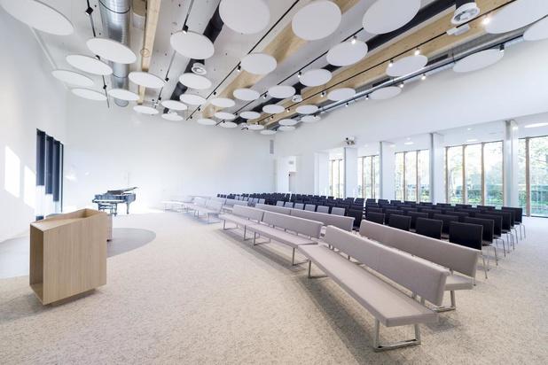 Uitvaartcentrum Bleyaert voorziet livestream en video-opname