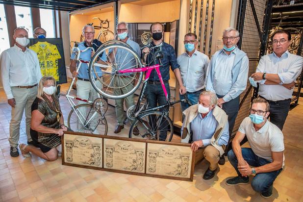 Expositie leert je alles over de Tour in Koers in Roeselare