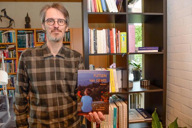 Izegemse Vader van overleden scout Sebastiaan uit rouwgevoelens in poëzie