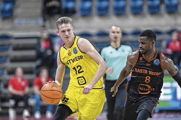 NBA: Belg Vrenz Bleijenbergh wordt niet gekozen in draft