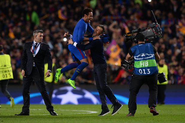 Kippenvelmatch #4: FC Barcelona-PSG 6-1
